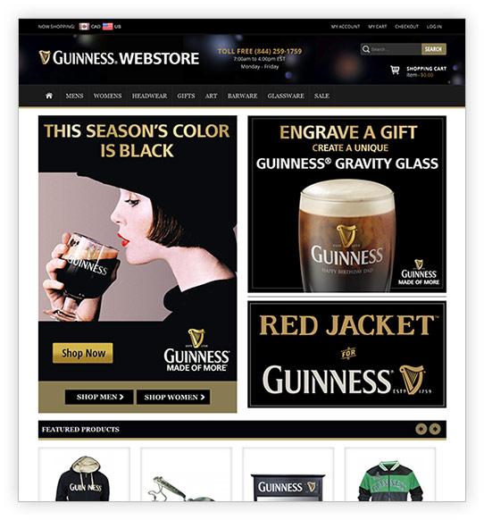 GuinnessWebStore.com